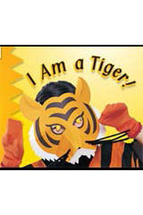 Rigby Flying Colors  Individual Student Edition Magenta I Am a Tiger!-9781418905132