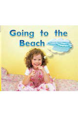 Rigby Flying Colors  Individual Student Edition Magenta Going to the Beach-9781418905224