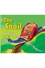 Rigby Flying Colors  Individual Student Edition Magenta The Snail-9781418905286
