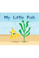 Rigby Flying Colors  Individual Student Edition Magenta My Little Fish-9781418905309