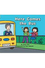 Rigby Flying Colors  Individual Student Edition Red Here Comes the Bus-9781418905354