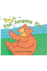 Rigby Flying Colors  Individual Student Edition Red The Jumping Fish-9781418905392