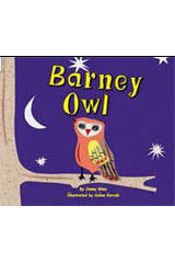 Rigby Flying Colors  Individual Student Edition Red Barney Owl-9781418905408