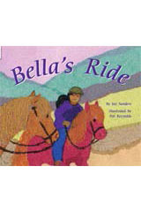 Rigby Flying Colors  Individual Student Edition Yellow Bella's Ride-9781418905538