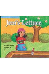 Rigby Flying Colors  Individual Student Edition Yellow Jeni's Lettuce-9781418905590