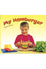 Rigby Flying Colors  Individual Student Edition Yellow My Hamburger-9781418905644
