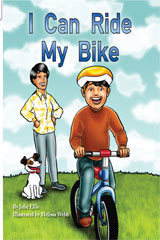 Rigby Flying Colors  Individual Student Edition Blue I Can Ride My Bike!-9781418905804