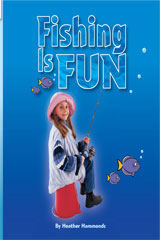 Rigby Flying Colors  Individual Student Edition Blue Fishing is Fun-9781418905873