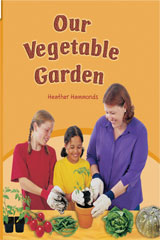 Rigby Flying Colors  Individual Student Edition Green Our Vegetable Garden-9781418906108