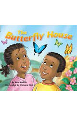 Rigby Flying Colors  Leveled Reader 6pk Red The Butterfly House-9781418906344