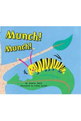 Rigby Flying Colors  Leveled Reader 6pk Red Munch! Munch!-9781418906429