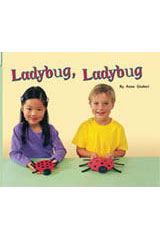 Rigby Flying Colors  Leveled Reader 6pk Red Ladybug, Ladybug-9781418906504