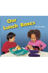 Rigby Flying Colors  Leveled Reader 6pk Yellow Our Lunch Boxes-9781418906658