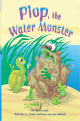 Rigby Flying Colors  Leveled Reader 6pk Green Plop the Water Monster-9781418906962