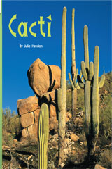 Rigby Flying Colors  Leveled Reader 6pk Green Cacti-9781418907044