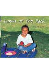 Rigby Flying Colors  Individual Student Edition Yellow Lunch at the Park-9781418909604
