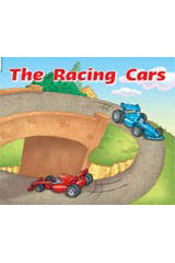 Rigby Flying Colors  Leveled Reader 6pk Magenta The Racing Cars-9781418909666