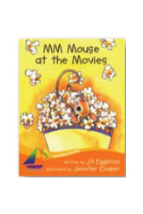 Rigby Sails Launching Fluency  Leveled Reader 6pk Orange MM Mouse at the Movies-9781418909994