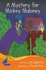Rigby Sails Launching Fluency  Leveled Reader 6pk Orange A Mystery for Mickey Maloney-9781418910075