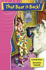 Rigby Gigglers  Student Reader Putrid Pink That Bear Is Back-9781418910907