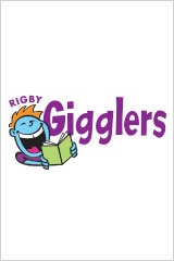 Rigby Gigglers  Leveled Reader 6pk Purple (Levels F-O) Spelling It Out-9781418911317