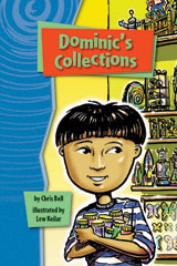 Rigby Gigglers  Student Reader Boldly Blue Dominic's Collections-9781418911645