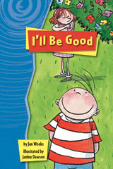 Rigby Gigglers  Student Reader Boldly Blue I'll Be Good-9781418911669