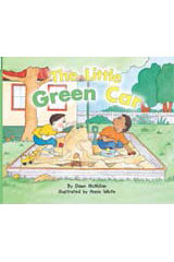 Rigby Flying Colors  Leveled Reader Bookroom Package Blue The Little Green Car-9781418913281