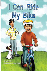 Rigby Flying Colors  Leveled Reader Bookroom Package Blue I Can Ride My Bike!-9781418913335
