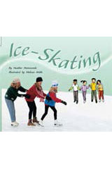 Rigby Flying Colors  Leveled Reader Bookroom Package Blue Ice Skating-9781418913397