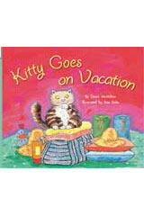 Rigby Flying Colors  Leveled Reader Bookroom Package Green Kitty Goes on Vacation-9781418914714
