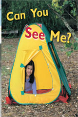 Rigby Flying Colors  Leveled Reader Bookroom Package Magenta Can You See Me?-9781418914943