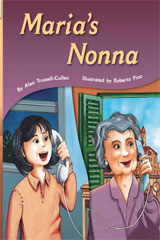 Rigby Flying Colors  Leveled Reader Bookroom Package Orange Maria's Nonna-9781418916121
