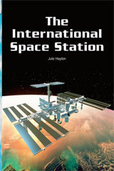 Rigby Flying Colors  Individual Student Edition Purple The International Space Station-9781418916732