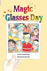 Rigby Flying Colors  Leveled Reader Bookroom Package Purple Magic Glasses Day-9781418917203