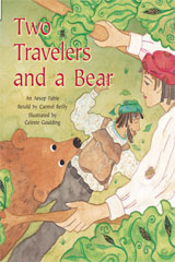 Rigby Flying Colors  Leveled Reader Bookroom Package Purple Two Travelers and a Bear-9781418917272
