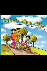 Rigby Flying Colors  Leveled Reader Bookroom Package Red Luka's New Kite-9781418917401