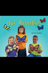 Rigby Flying Colors  Leveled Reader Bookroom Package Red Our Butterflies-9781418917555