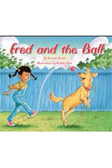 Rigby Flying Colors  Leveled Reader Bookroom Package Yellow Fred and the Ball-9781418919931