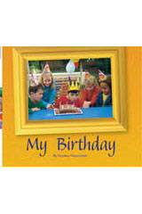 Rigby Flying Colors  Leveled Reader Bookroom Package Yellow My Birthday-9781418920029
