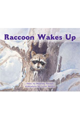 Rigby PM Stars  Individual Student Edition Red (Levels 3-5) Raccoon Wakes Up-9781418924171