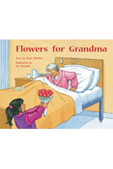 Rigby PM Stars  Individual Student Edition Yellow (Levels 6-8) Flowers for Grandma-9781418924294