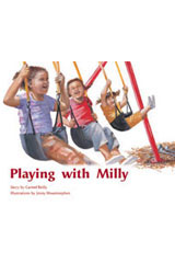 Rigby PM Stars  Individual Student Edition Blue (Levels 9-11) Playing with Milly-9781418924355