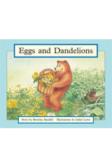 Rigby PM Stars  Individual Student Edition Blue (Levels 9-11) Eggs and Dandelions-9781418924393