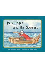 Rigby PM Stars  Individual Student Edition Blue (Levels 9-11) Jolly Roger and the Spyglass-9781418924430