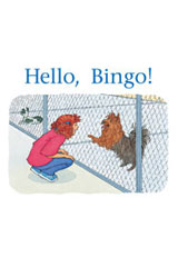 Rigby PM Stars  Leveled Reader Bookroom Package Magenta (Levels 2-3) Hello, Bingo!-9781418924584