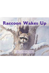 Rigby PM Stars  Leveled Reader Bookroom Package Red (Levels 3-5) Raccoon Wakes Up-9781418924676