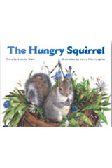 Rigby PM Stars  Leveled Reader Bookroom Package Red (Levels 3-5) The Hungry Squirrel-9781418924706