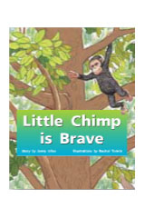 Rigby PM Stars  Leveled Reader Bookroom Package Red (Levels 3-5) Little Chimp is Brave-9781418924713