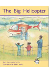 Rigby PM Stars  Leveled Reader Bookroom Package Yellow (Levels 6-8) The Big Helicopter-9781418924744
